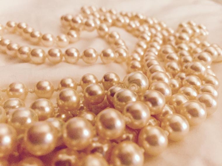 Precious like a pearl
